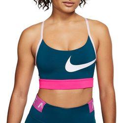 Nike Women's Colorblock Logo Sports Bra