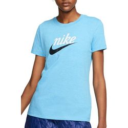 Nike Womens Solid Varsity T-Shirt