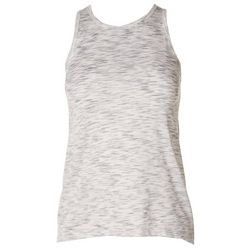 Reflex Womens High Neck Open Back Tank Top