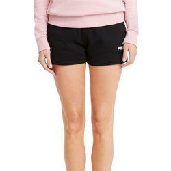 Puma Womens Cotton Blend Active Shorts