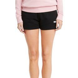 Womens Cotton Blend Active Shorts