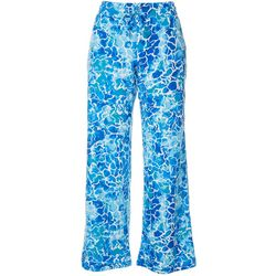 Reel Legends Ultra Comfort Printed Water Elastic Waist Pant