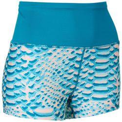 Loco Skailz Womens Performance Fish Skin Shorts