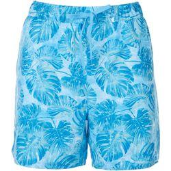 Reel Legends Womens Jungle Palms Skin Shorts