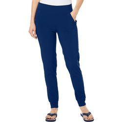 Reel Legends Womens Adventure Performance Jogger Pants