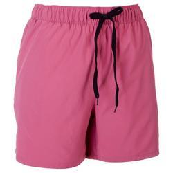 Womens Adventure Constrast Shorts