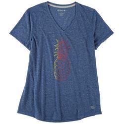 Womens Pineapple T-Shirt