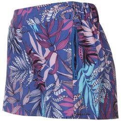 Reel Legends Womens 3'' Zip Up Woven Shorts