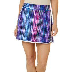 Womens Keep It Cool Smoke Lines Skort