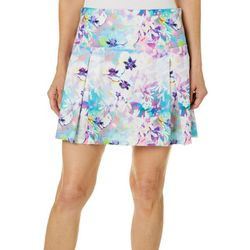 Reel Legends Womens Escapade Orchid Blossom Skort