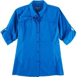 Womens Saltwater Long Sleeves Shirt