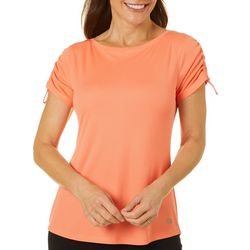 Womens Reel-Tec Check Top