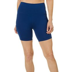 Womens  Keep It Cool Solid Dockside Shorts