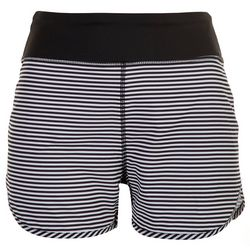 Reel Legends Womens Striped Swim Shorts