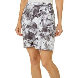 Womens Elite Comfort X-Ray Palms Skirt