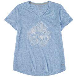 Reel Legends Womens Graphic T-Shirt