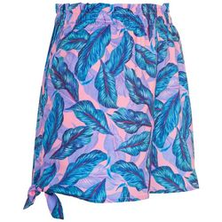Reel Legends Womens Rainforest Beach Day Shorts