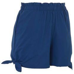 Reel Legends Womens Tie Detail Beach Day Shorts