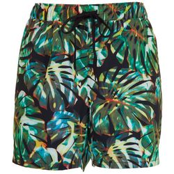 Reel Legends Womens Pull-On Adventure Woven Shorts