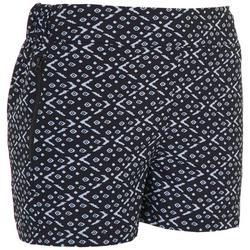Womens Tribal Zip Pockets Shorts