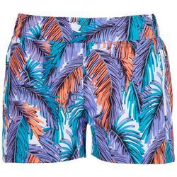 Womens Falling Palm Shorts