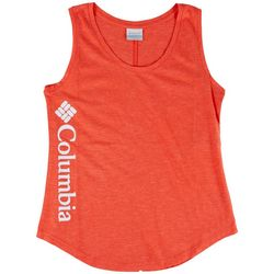 Columbia Womens Razor Back Tie Back Tank Top