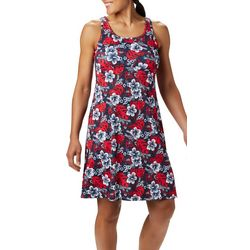 Columbia Womens PFG Printed Sleevless Dress
