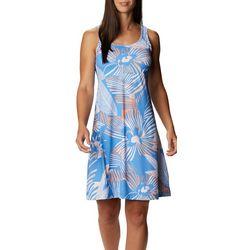 Columbia Womens Printed Sleevless Dress