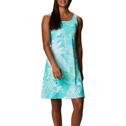 Womens PFG Print Sleevless Dress