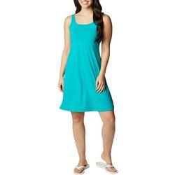 Columbia Womens PFG Freezer III Solid Dress