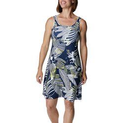 Columbia Womens Printed PFG Sleevless Dress