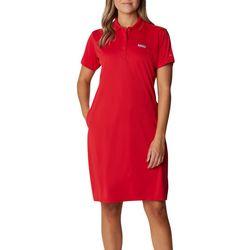 Columbia Womens PFG Mid Solid Dress