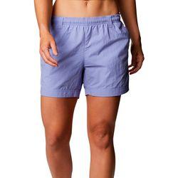 Columbia Womens Solid Drawstring Shorts