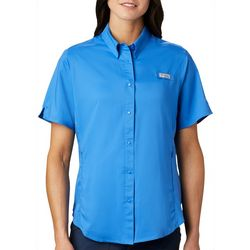 Columbia Womens Tamiami II Short Sleeve Shirt