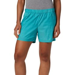 Columbia Tidal Spray Stretch Windbreaker Solid Shorts