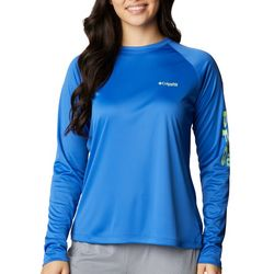 Columbia Womens PFG Long Sleeve Shirt
