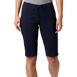 Columbia Womens Anytime Outdoor Bermuda Shorts