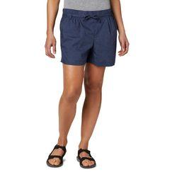Columbia Womens Summer Chill Bamboo Print Shorts