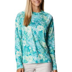 Columbia Womens Tropical Printed Long Sleeve Top