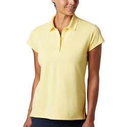 Womens PFG Innisfree Short Sleeve Polo Shirt