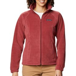 Columbia Womens Tamiami II Solid Fleece Jacket