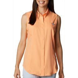 Columbia Womens PFG Tamiami Sleeveless Shirt
