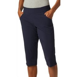 Womens Anytime Capris