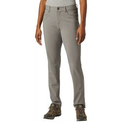 Columbia Womens Canyon Point Solid Pants