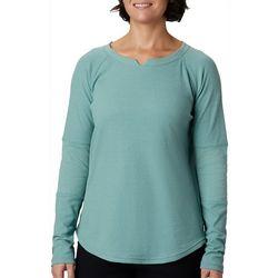 Columbia Womens Fall Pine Washed Long Sleeve Shirt
