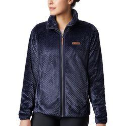 Womens Fire Side II Full Zip Fleece Jacket