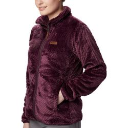 Columbia Womens Fire Side II Full Zip Fleece Jacket
