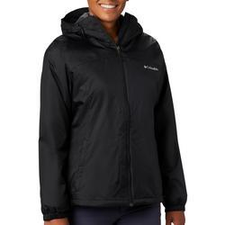 Womens Solid Switchback III Warm Hood Jacket