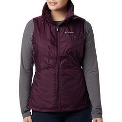 Womens Mix It Around II Solid Vest