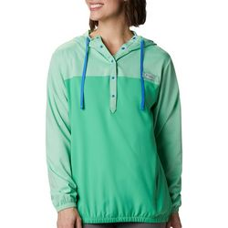 Columbia Womens PFG Tamiami Colorblock Jacket